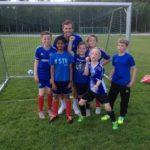 På trening med Sarpsborg 08's Kjetil Berge