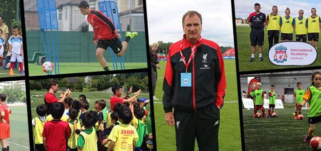 Lyst å delta på Liverpool fotballskole?
