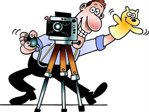 Klart for lagfotografering